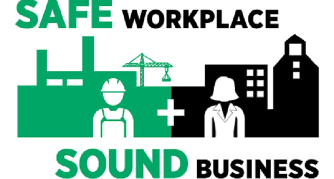 """OSHA campaign """"Safe+ Sound"""" - by Dr.Isabel Perry, 21stCenturySafety"""